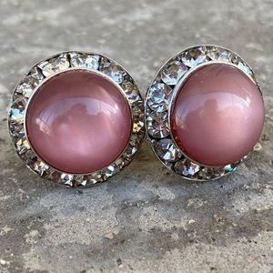 Vintage Coro Clip-on Earrings